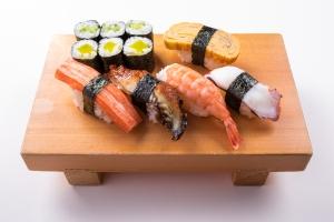 Menu 5 - Sushi Mix 1