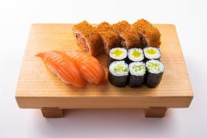 Menu 7 - Sushi Mix 3